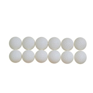 Hollow Practice Golf Balls (Pack of 12) - Image 1 of 1