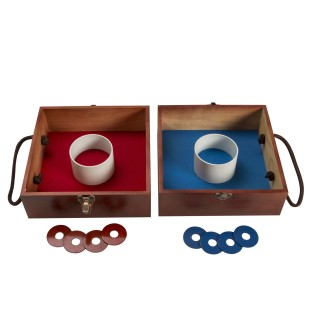 Deluxe Box Washer Toss Game - Image 1 of 2