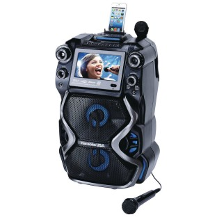 Portable Pro CDG/MP3G Karaoke Player - Image 1 of 3