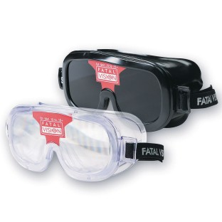 Fatal Vision® Red Label Alcohol Impairment Simulation Goggles - Image 1 of 3