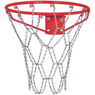 Steel Chain Basketball Net - Image 1 of 1