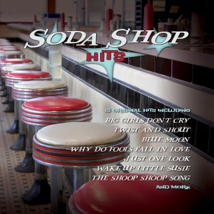 Soda Shop Hits CD - Image 1 of 1