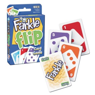 Farkle Flip Card Game - Image 1 of 1