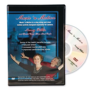 Music N' Motion Sing-Along DVD - Image 1 of 1