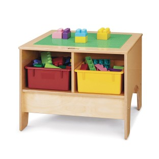 Jonti-Craft® Duplo® KYDZ Building Block Table - Image 1 of 2