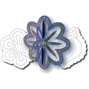 3-D Ornaments (Pack of 30) - Image 1 of 1
