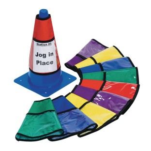 Custom Cone Covers (Set of 10) - Image 1 of 1