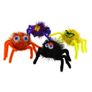 Monster Spider Craft Kit (Pack of 12) - Image 1 of 2