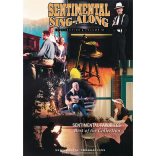 Best of Collection Sentimental Sing-Alongs DVD - Image 1 of 1