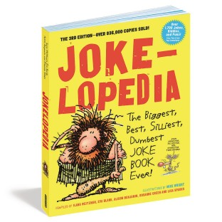 Joke-Lopedia Book - Image 1 of 1