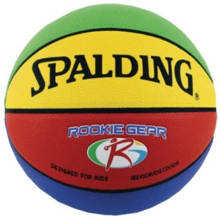 Spalding® Rookie Gear Composite Basketball - Image 1 of 1