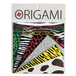 Animal Origami 6in SQ (Pack of 24) - Image 1 of 1