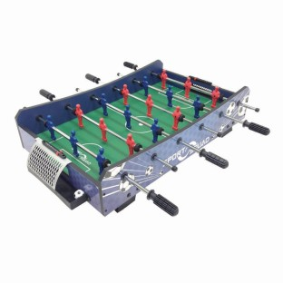 Deluxe Tabletop Foosball Table - Image 1 of 3