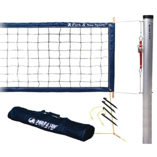Tournament 4000 Outdoor Permanent Volleyball Set - Image 1 of 2