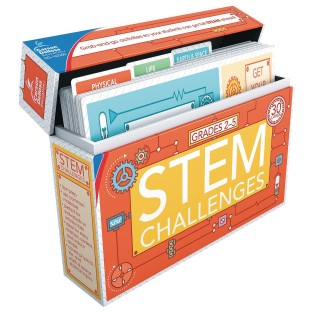 STEM Challenges Learning Card - Image 1 of 5