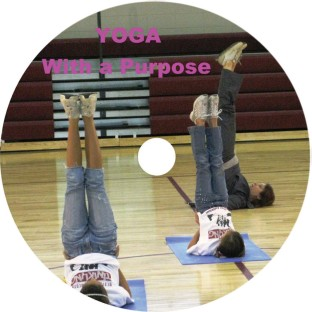 Yoga With A Purpose DVD - Image 1 of 1
