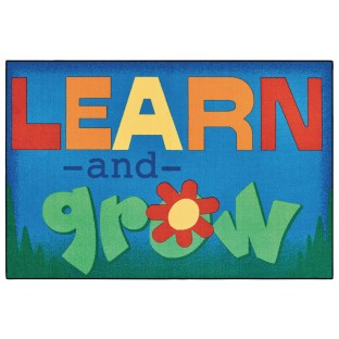 Carpets for Kids® Learn and Grow Value Rug - Image 1 of 1