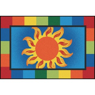 Carpets for Kids® Sunny Days Value Rug - Image 1 of 1