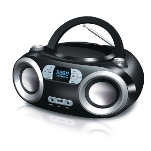 Supersonic® Portable Bluetooth Audio System - Image 1 of 1