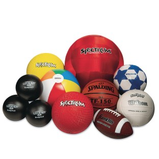 S&S® Ball Variety Easy Pack - Image 1 of 1