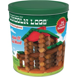 Lincoln Logs® Classic Meetinghouse Building Set - Image 1 of 3