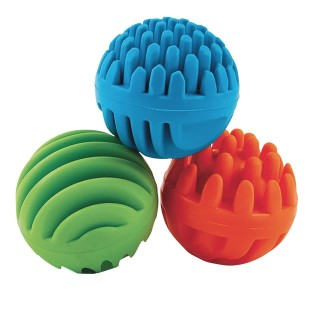 Sensory Rollers Silicone Ball Set (Set of 3) - Image 1 of 3
