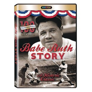 The Babe Ruth Story DVD - Image 1 of 1