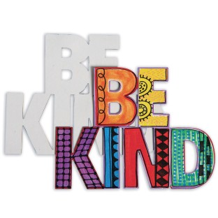 Color-Me™ Be Kind Magnets (Pack of 12) - Image 1 of 1