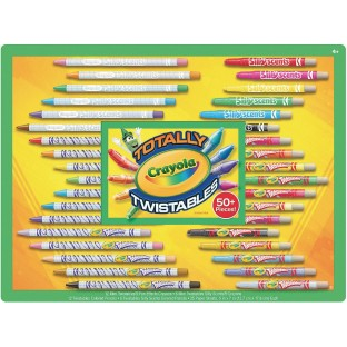 Crayola® Twistables® Crayon & Colored Pencil Combo Pack - Image 1 of 2