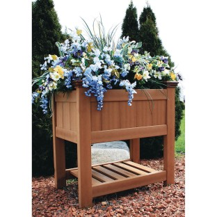 New England Arbors Bloomsbury Planter - Image 1 of 1