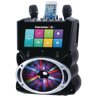Complete Wi-Fi Bluetooth Karaoke Machine - Image 1 of 3