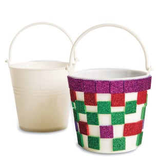 Color-Me™ Mini Buckets (Pack of 48) - Image 1 of 2