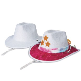 Color-Me™ Cowboy Hats (Pack of 48) - Image 1 of 3