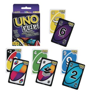 Uno® Flip!™ Card Game - Image 1 of 1