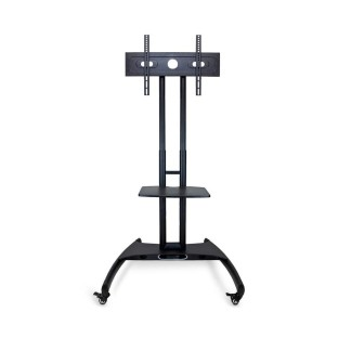 Luxor Height Adjustable Mobile TV Stand - Image 1 of 4