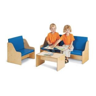 Jonti-Craft® Young Time™ 3-Piece Living Room Set - Image 1 of 6