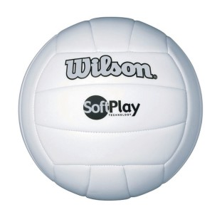 Wilson® SoftPlay Volleyball - Image 1 of 1