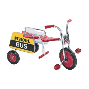Angeles® SilverRider® School Bus-Style Tricycle - Image 1 of 1