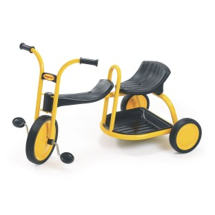 Angeles® MyRider® Tandem Tricycle - Image 1 of 2