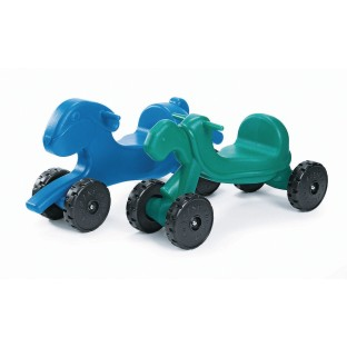 Angeles® Ride-On Tortoise and Hare - Image 1 of 1