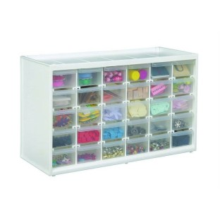 Store In Drawer Cabinet, 30 Drawers - Image 1 of 1