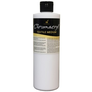 Chromacryl® Textile Medium, 16 oz. - Image 1 of 1