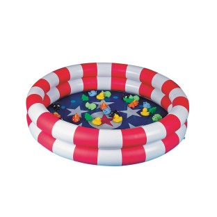 "36"" Carnival Duck Pond Pool with Floating Animal Set - Image 1 of 1"