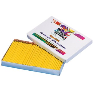 Color Splash!® Pencils PlusPack (Pack of 144) - Image 1 of 1
