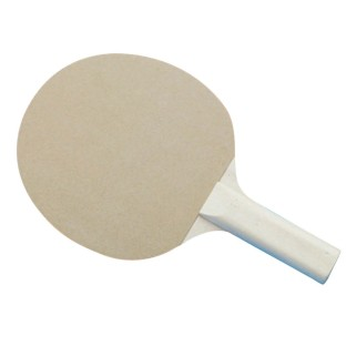 Table Tennis Paddle, Sandpaper face - Image 1 of 1