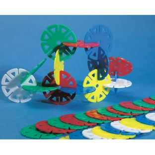 Building Wheels (Set of 200) - Image 1 of 1