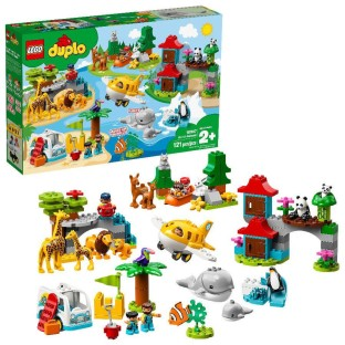 LEGO® Duplo® Town World Animals - Image 1 of 3