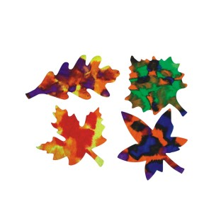 Color Diffusing Leaves (Pack of 200) - Image 1 of 1