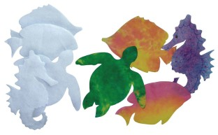 Color Diffusing Sealife (Pack of 48) - Image 1 of 1