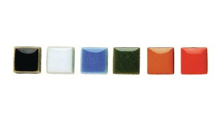 "3/8"" Tiny Tile in 1lb Solid Colors - Image 1 of 1"